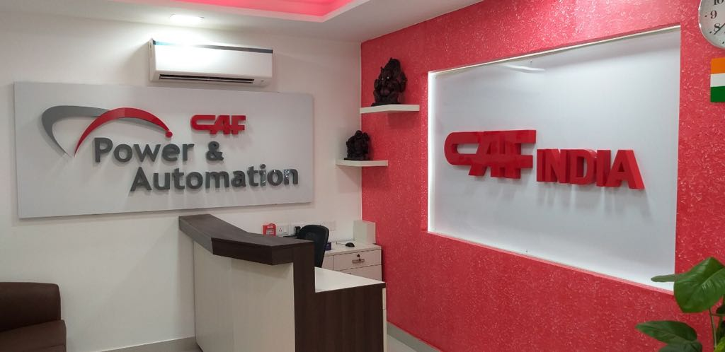 CAF India PVP Ltd. offices