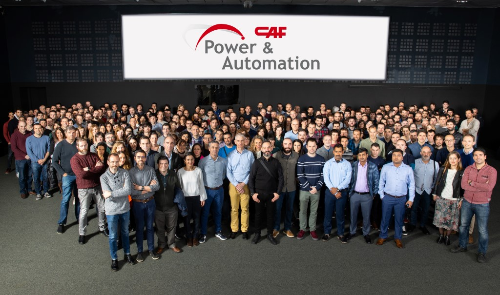 caf power automation team Custom