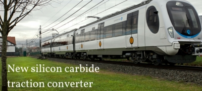 New Silicon-Carbide Technologies for the Rolling Stock of the Future