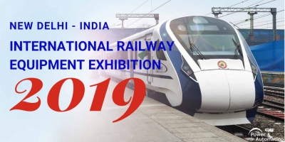 CAF Power & Automation en IREE 2019, India